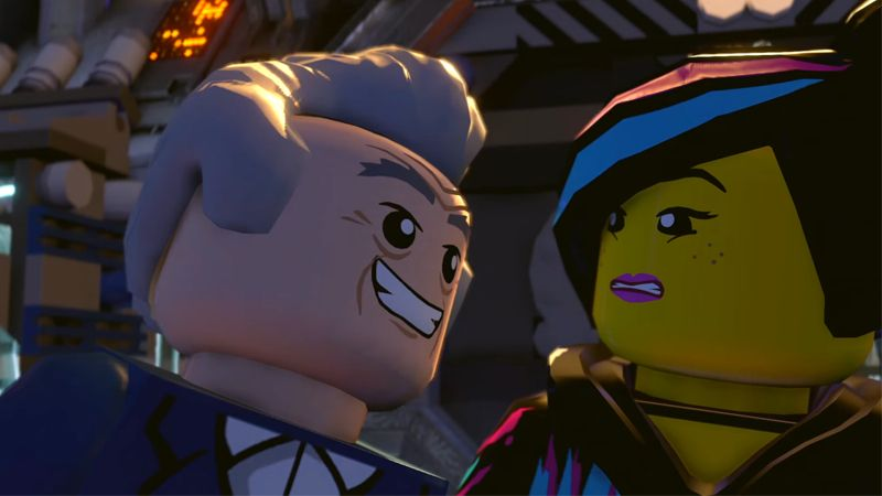 Doctor Who might finally be heading to the big screen... in The Lego Movie Sequel Sonic screwdrivers at the ready, The Doctor may be joining Emmet, Wyldstyle and crew.