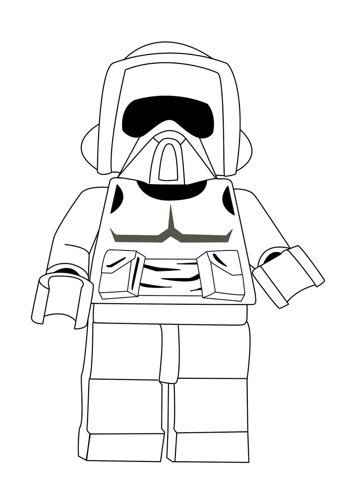 Lego Star Wars Coloring Pages Best Coloring Pages For Kids Lego Coloring Pages Star Wars Colors Star Wars Coloring Book