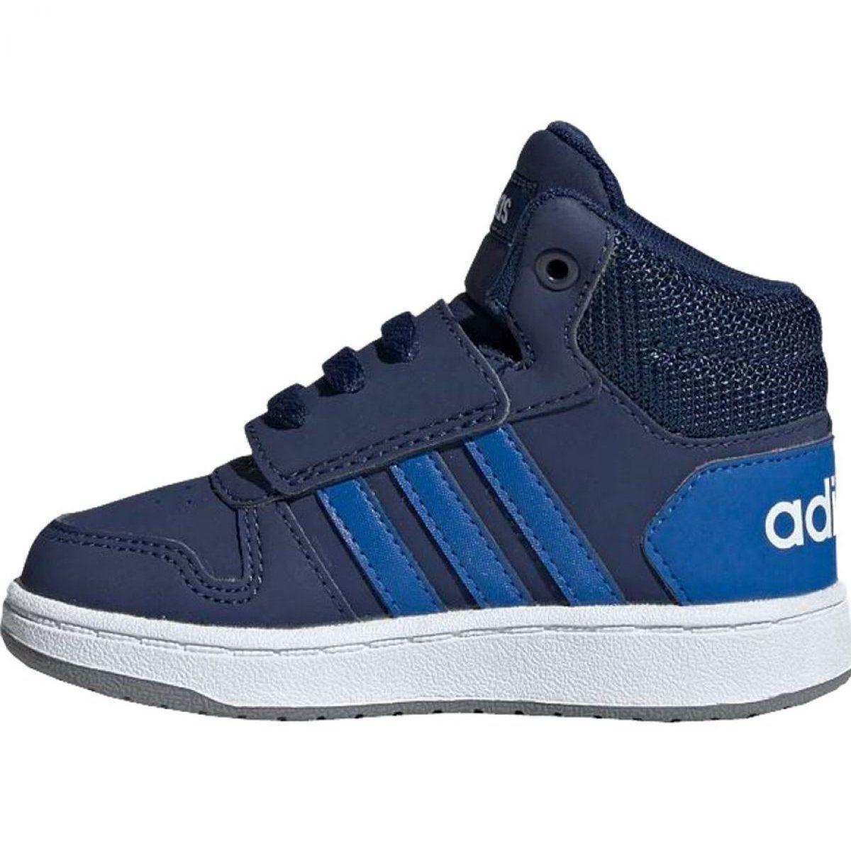 Adidas Buty dla dzieci adidas VL Court 2.0 CMF C białe