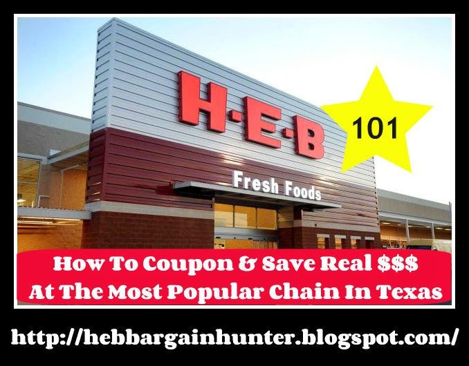 caea31ce85787 HEB Bargain Hunter: HEB 101… great info when shopping at HEB ...