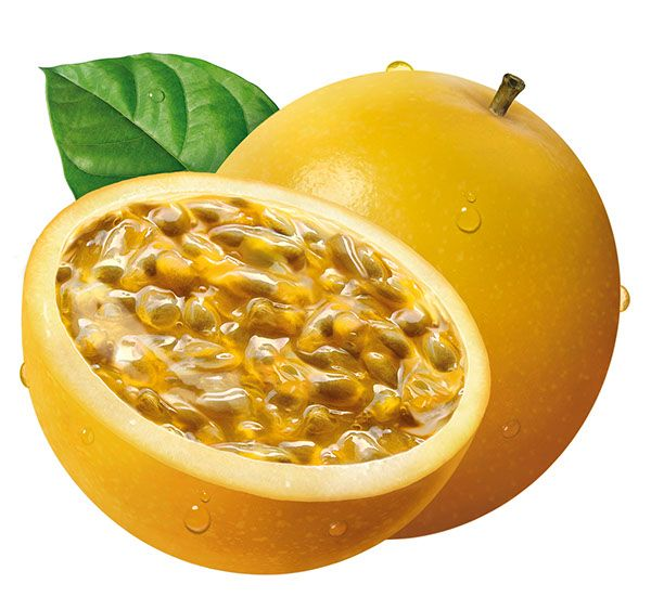 Illustrations For Packaging Of Fruit Juices Fruit Food A Food