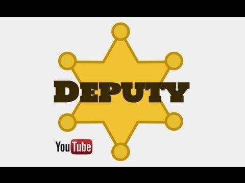 YouTube Deputy Program - Alpha