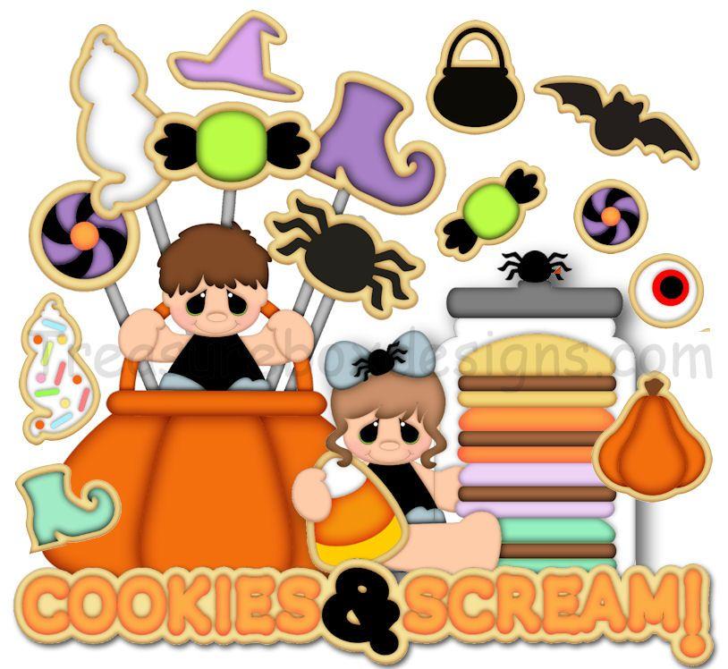 Cookies & Scream!