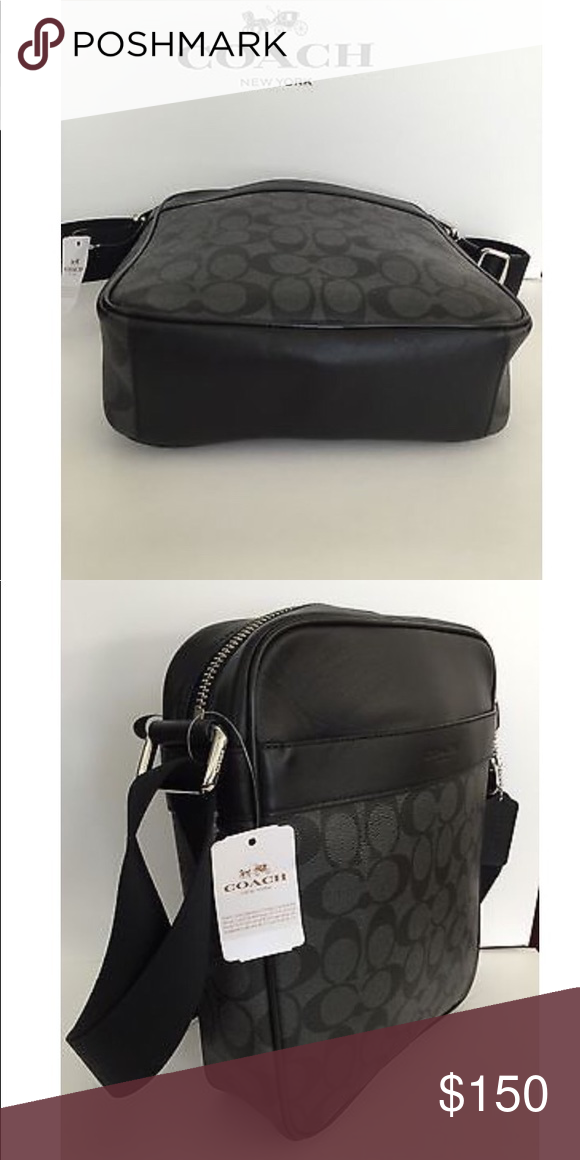 ea83c72569a9 Coach man bag New and authentic with tags Coach Bags Messenger Bags ...
