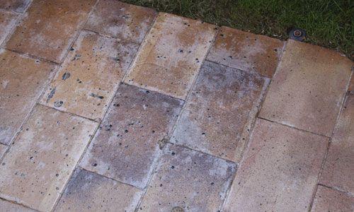 Piso rustico para exterior pisos pinterest rusticas for Pisos rusticos para exteriores