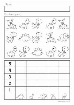 dinosaur preschool no prep worksheets activities literacy worksheets and math. Black Bedroom Furniture Sets. Home Design Ideas