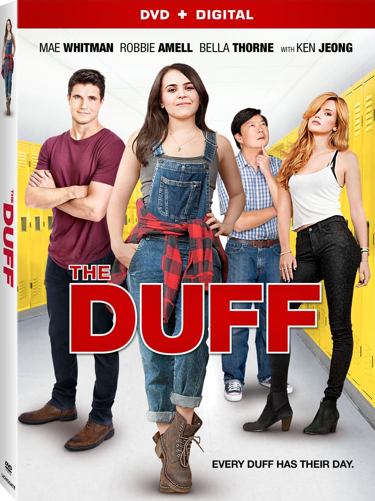 The Duff Dvd Release Date June 9 2015 Peliculas Mae Whitman Peliculas Para Adolescentes