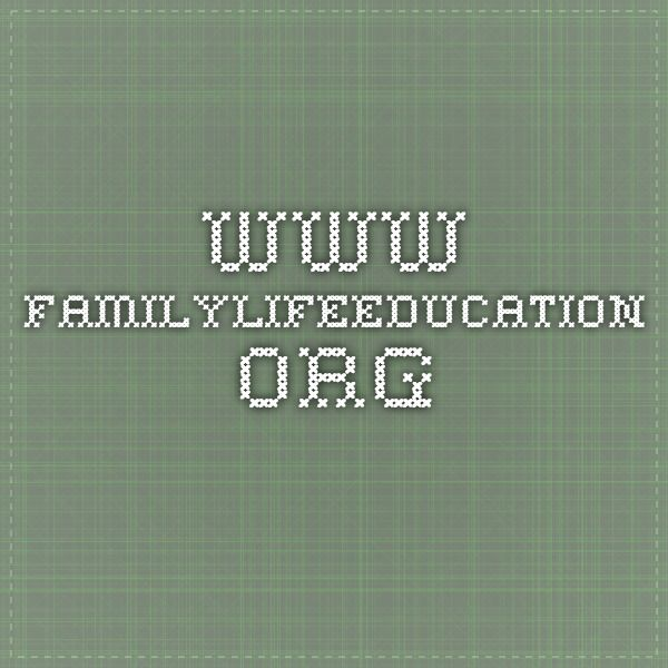 www.familylifeeducation.org read and discuss this talk with the teens....