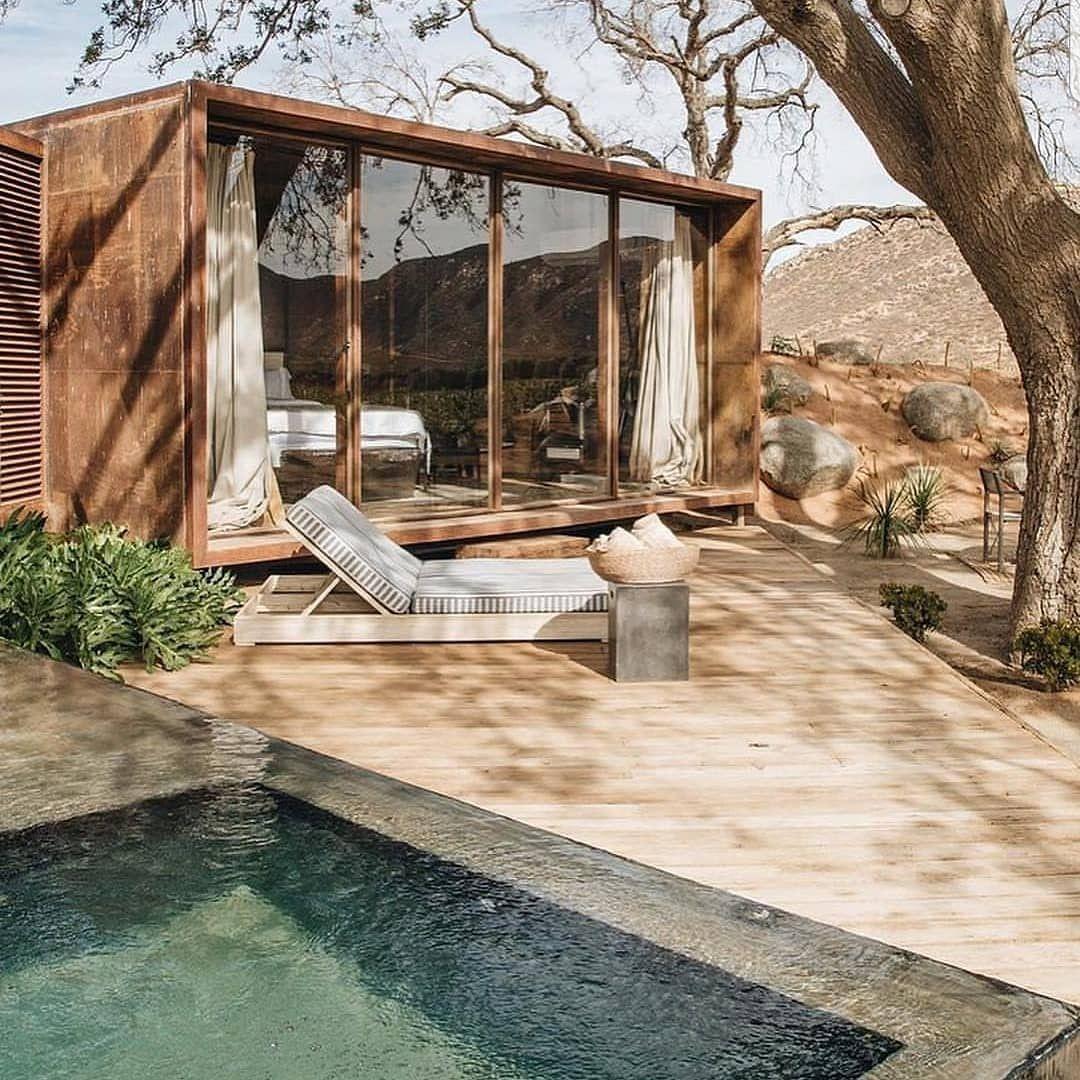 Tiny Glass House 15 Tiny Houses mit Blick auf Welt