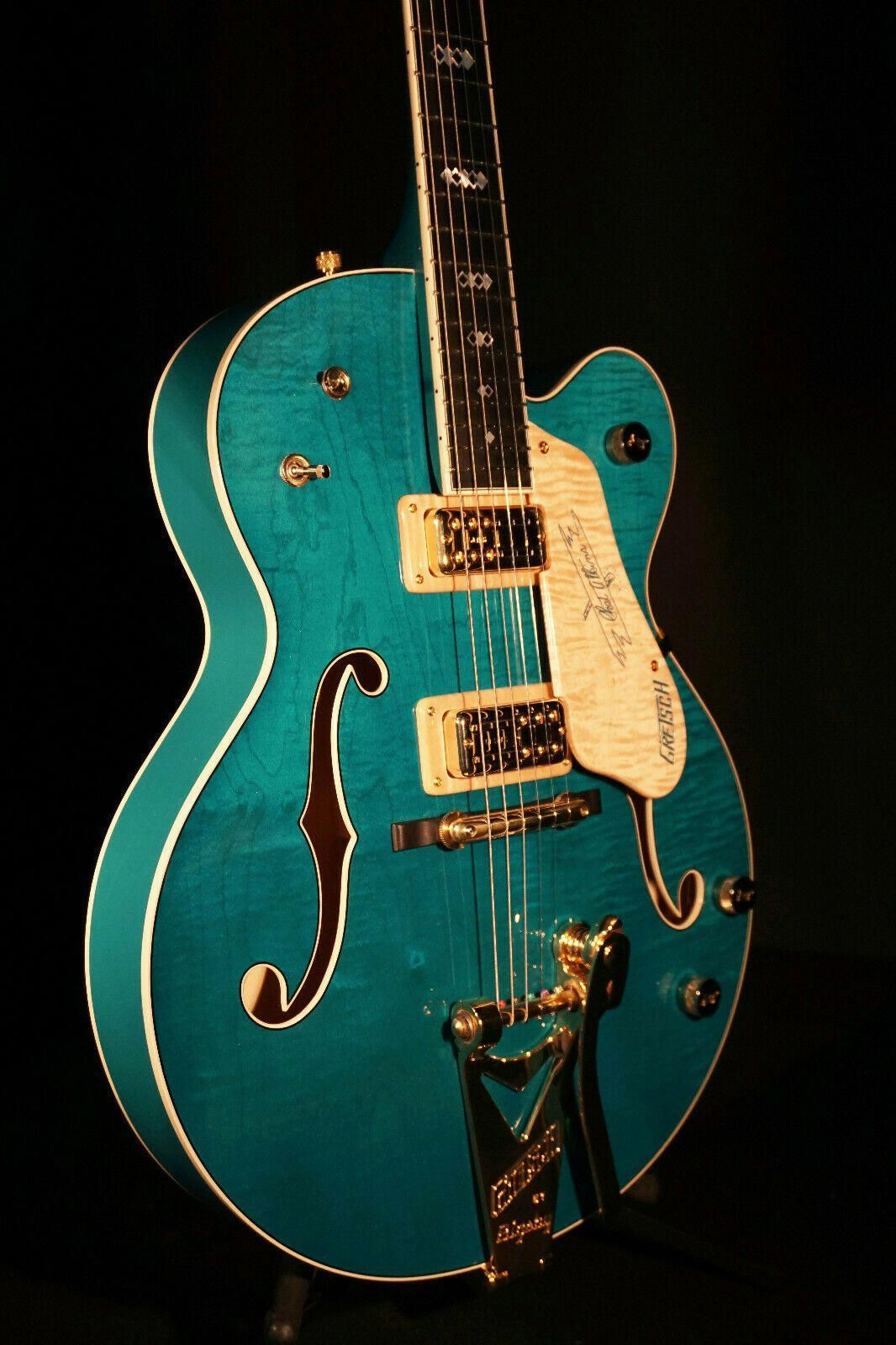 Gretsch USA Custom Shop G6120CST Chet Atkins Nashville