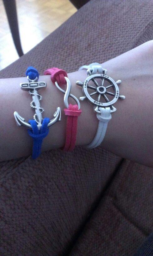 My hand made bracelest