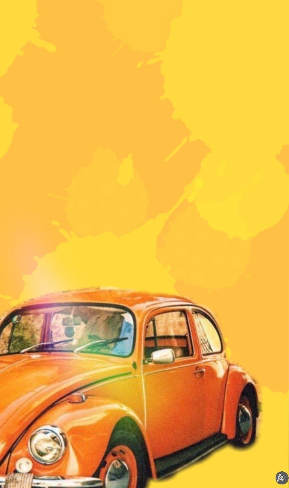 Beetle Car Wallpaper Background Wallpaper Backgrounds Car Iphone Wallpaper Wallpaper Iphone Cute