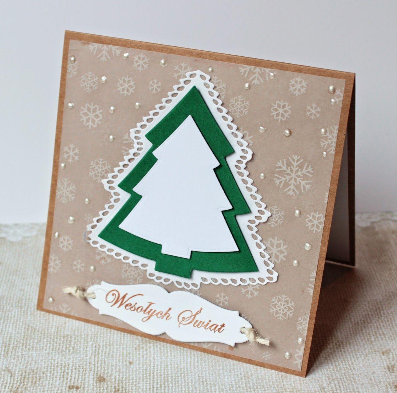 Swieta W Stylu Eco Inspirational Cards Holiday Decor Decor