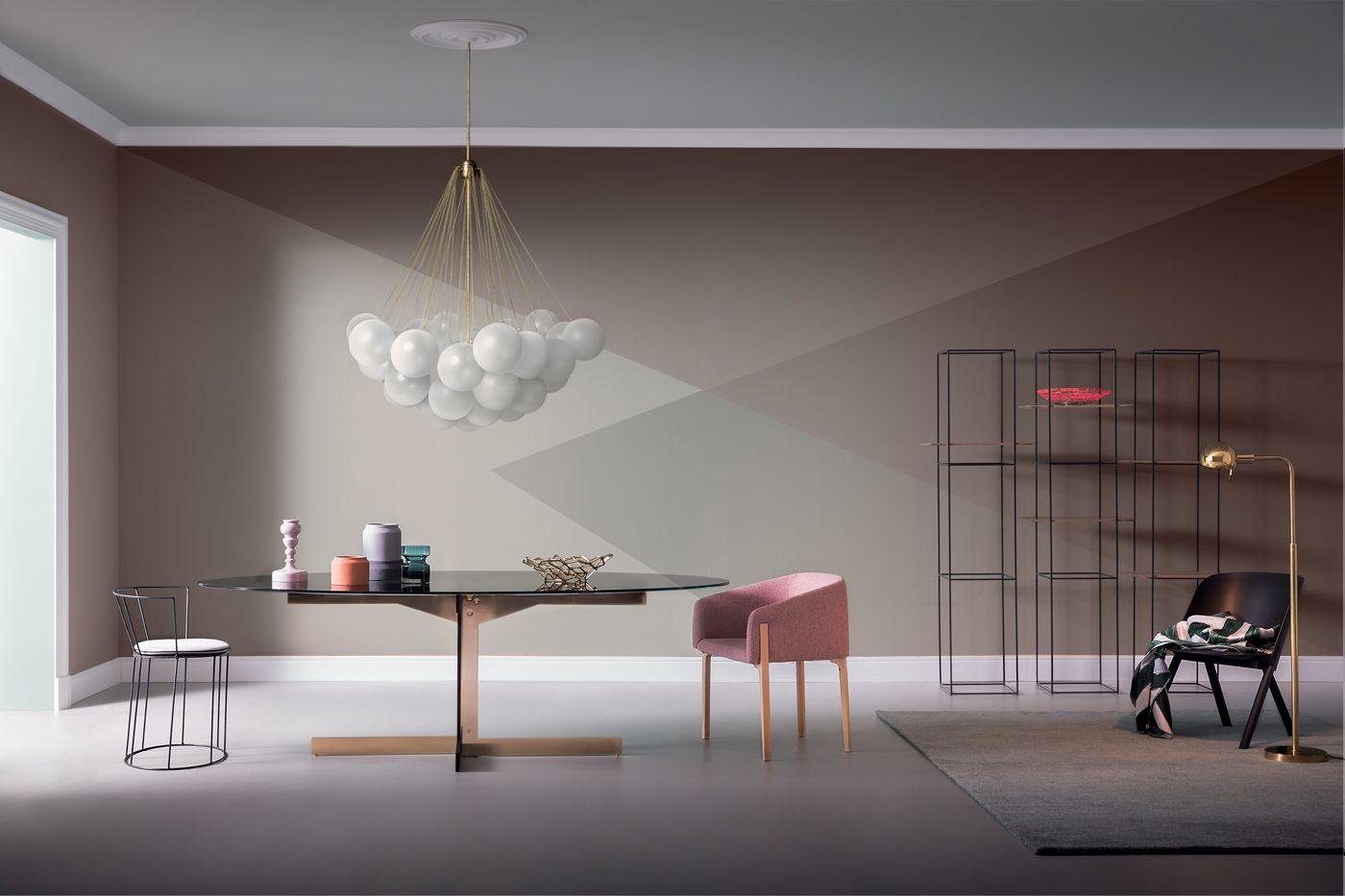 Pittura Per Interni Moderne.Decorare Con Il Colore Living Corriere Idee Di Interior Design Idea Di Decorazione Idee Per Decorare La Casa