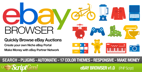 Ebay Affiliate Browser Browser Advertising Networks Ebay