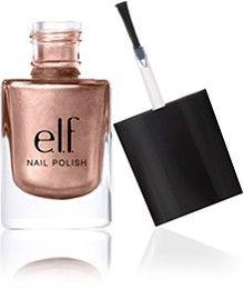 Essentials Nail Polish from e.l.f. Cosmetics | Buy Essentials Nail Polish online-- copper