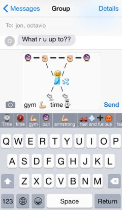 Keymoji Keyboard For Ios  Translates Everything You Type Into Emoji Tomac