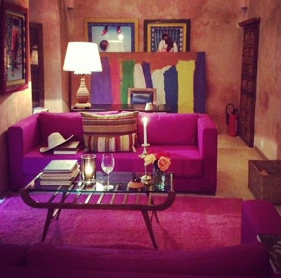mesmerizing artsy eclectic living room | Artsy living room in Marrakesh | Eclectic living room ...