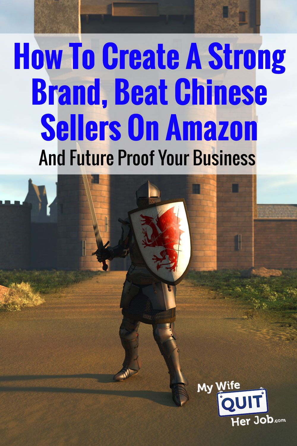 Brand Positioning And The Best Way To Beat Chinese Sellers On