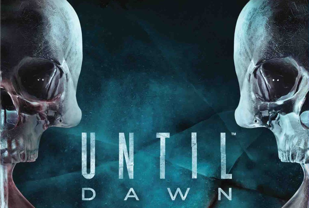 PS4's Until Dawn game Wallpaper