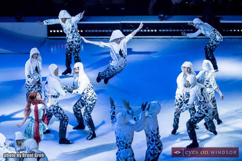 Cirque du Soleil's Crystal Sends Chills Through Audiences
