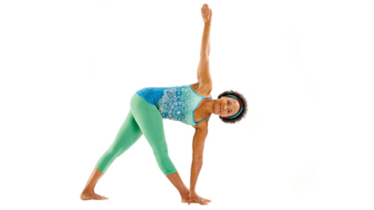 17++ Triangle pose yoga journal ideas in 2021