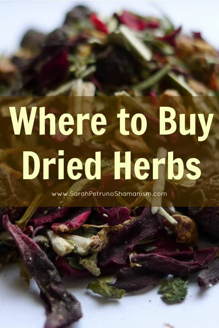 Buy herbs online - Where To Buy Dried Herbs Online And Near You