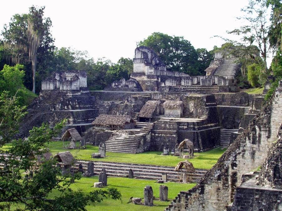 Tikal World Heritage Site, Guatemala