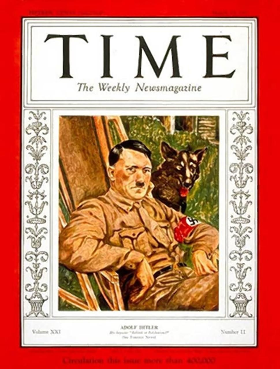 From Hitler to 'You': Time Magazine's 10 most controversial People ...