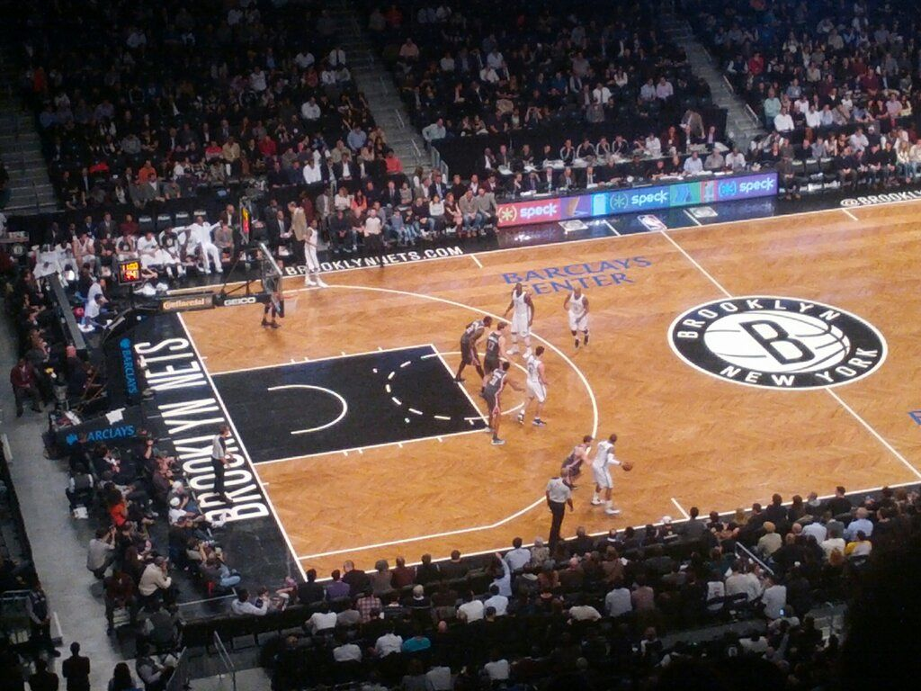 """Go Nets!"" -from a happy customer in Brooklyn."