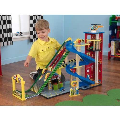 Baby Furniture & Bedding Mega Ramp Racing Set