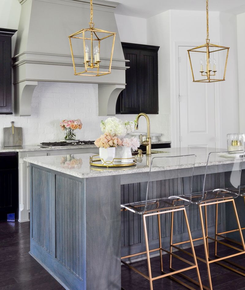 Kitchen Update With Gold Accents By Decor Gold Designs Kitchen Design Decor Kitchen Remodeling Projects Kitchen Decor Items