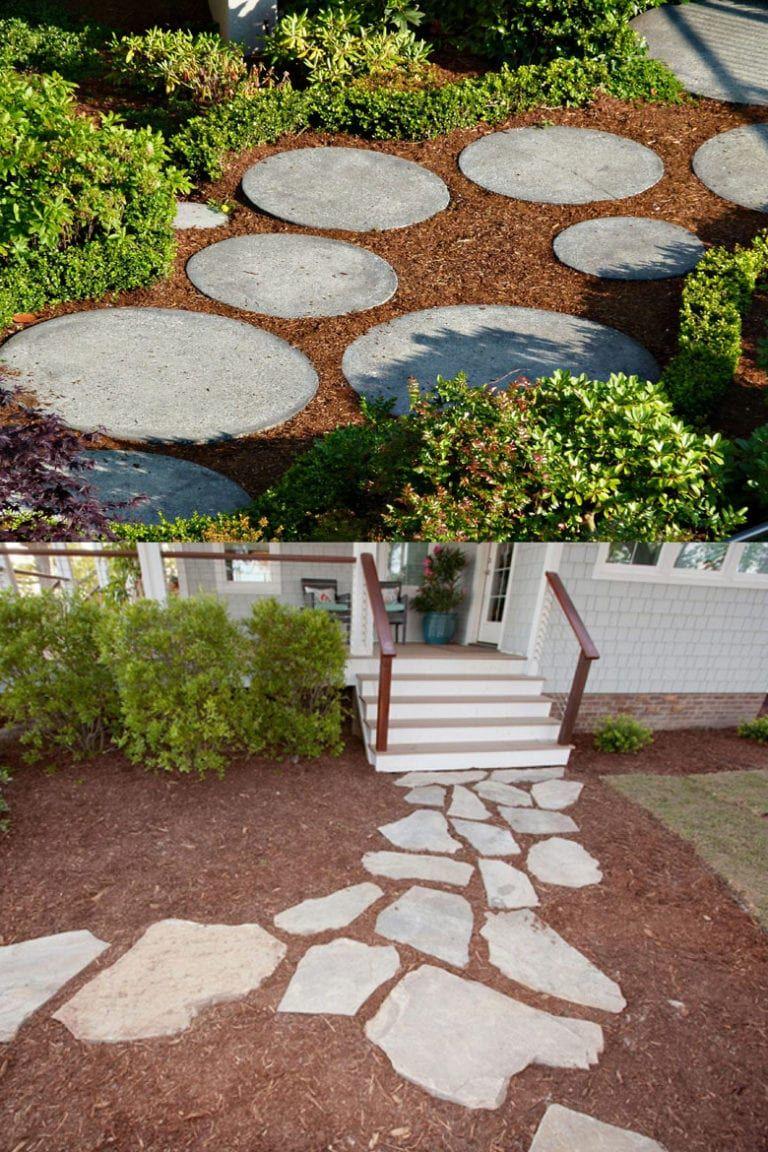 25 most beautiful diy garden path ideas in 2020 backyard on most beautiful backyard landscaping ideas id=99251