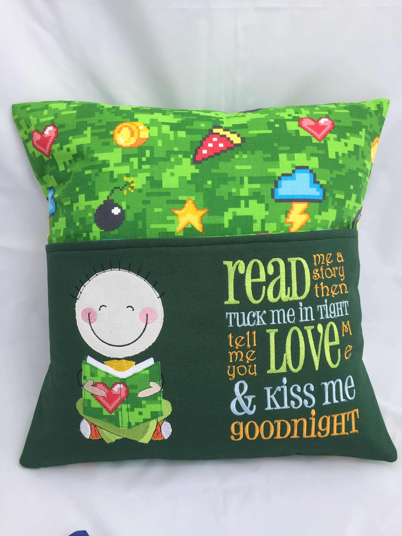 Kids Reading Pillows