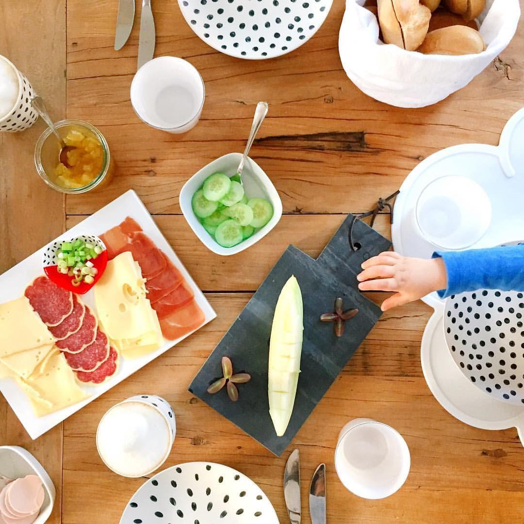 Richtig Tisch Decken: Tisch Für Das Frühstück Decken