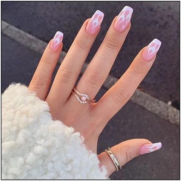 137 de los mejores diseños de uñas rosas en Instagram página 22 | Armaweb07.com –