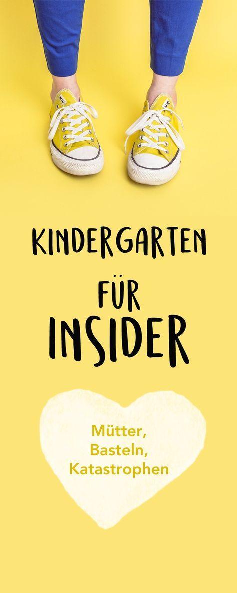 Kindergarten für Insider (Oder: Godzilla mit ADS.)
