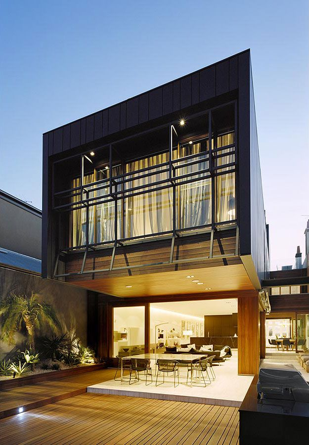 High Quality Middle Park House 2 By Chamberlain Javens Architects Amazing Design