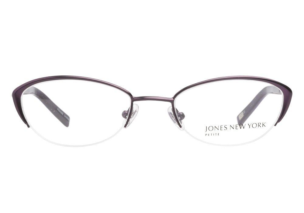 These Jones New York Petite J126 Purple eyeglasses are sweetly ...