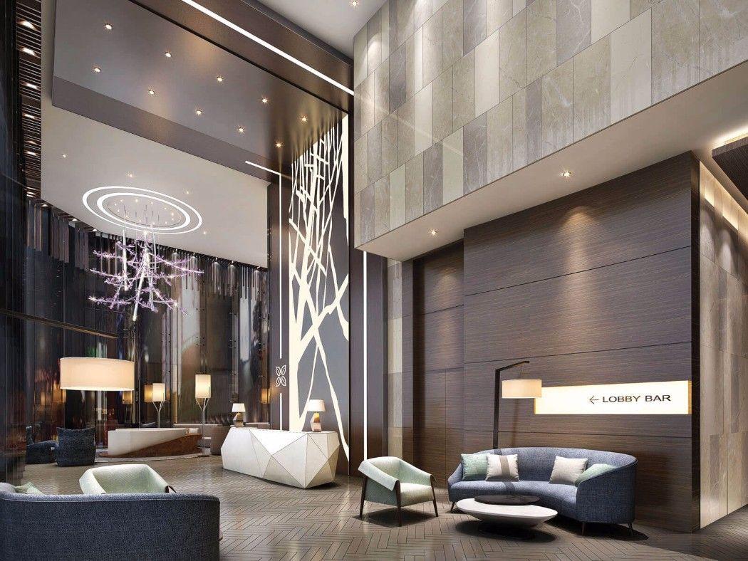 hotel interior Design Guide: Luxury Hotel Interiors in Southeast Asia Adeas Hilton  Garden Inn Mongkok