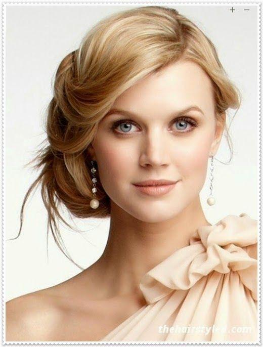 Hochsteck Frisuren 2014 Für Abendkleider Styling Pinterest