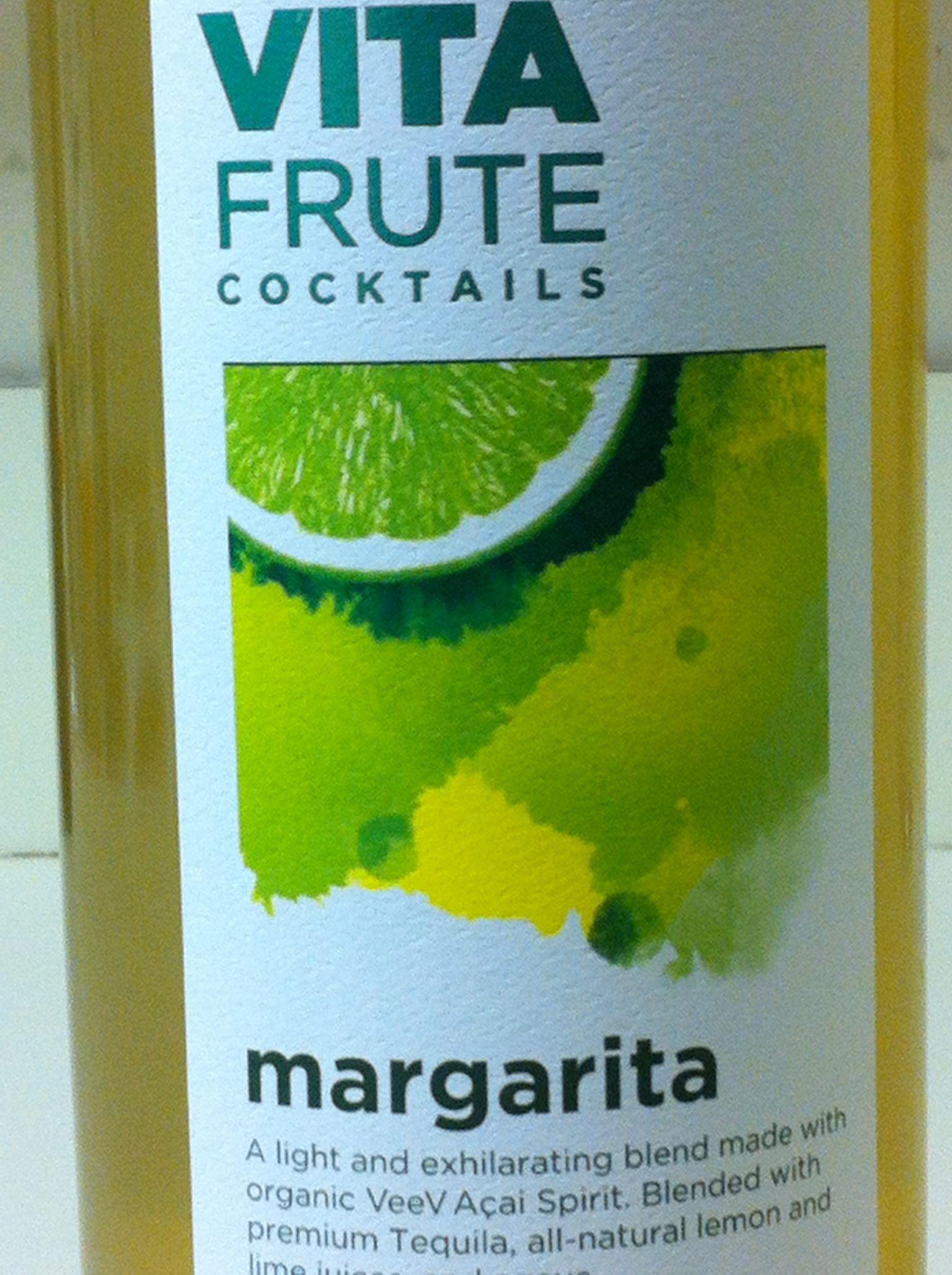 A Klout Perk: Natural/Organic Margarita