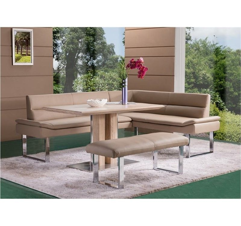 Prysten Corner Group Sofa Bench And Dining Table Furniture At Prestige Devon