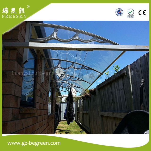 Cheap awning balcony Buy Quality cover covers directly from China cover clear Suppliers polycarbonate window awning entrance door canopy balcony awning ... & YP100120 100x120cm 100x240cm 100x360cm White Plastic Bracket ...