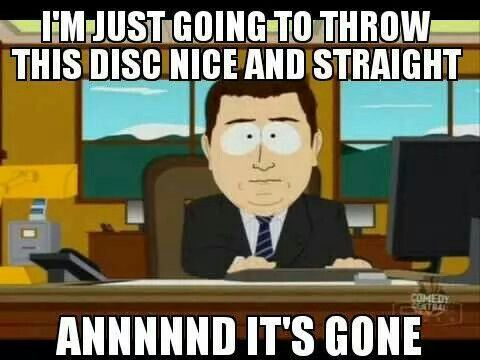 56644dd2ffc2110215f47411ed7d4a17 disc golf meme disc golf itz disc time pinterest disc golf,Funny Disc Golf Memes