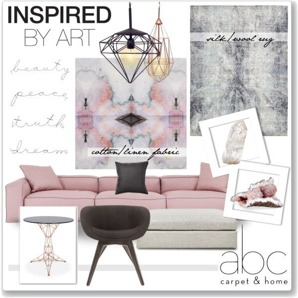 Inspired By Art With Abc Carpet Home With Images Home Decor
