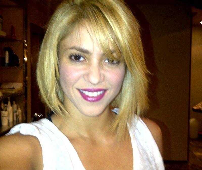 Shakira Next Hair Cut Pinterest Hair Cuts