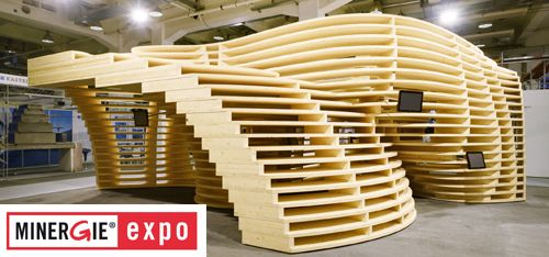 sonderschau bauen mit holz an der minergie expo in luzern kiosk pinterest modernes. Black Bedroom Furniture Sets. Home Design Ideas
