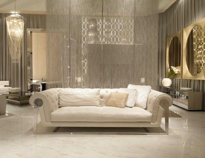 Innendesign Ideen im Art Deco Stil lassen den Raum edler erscheinen - einrichtung stil pop art
