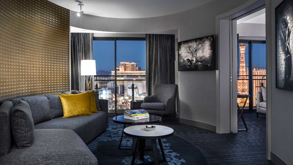 Las Vegas Luxury Hotel Rooms and Suites The